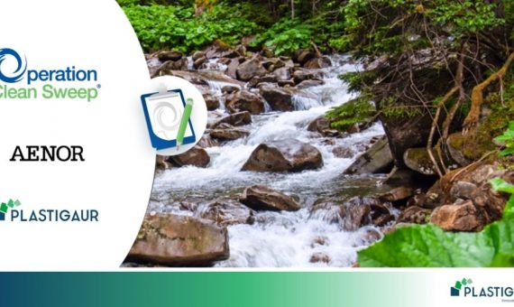 """Films de plástico ecológicos PLASTIGAUR primera empresa en España de envase y embalaje el certificado """"Operation Clean Sweep"""" en defensa del medio ambiente"""