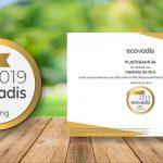 Plastigaur premio Ecovadis