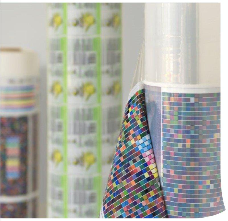 Laminatzeko filmak salmenta-packaginga plastigaur bilgarriak enbalajeak jasangarriak birziklagarriak
