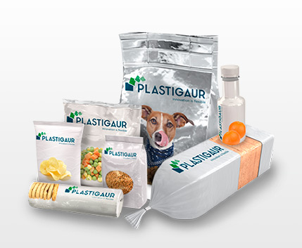Primary Our plastigaur sustainable packaging solutions
