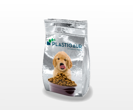 pet food converting films packaging primario sostenibles reciclables envases embalajes plastigaur ecodiseño