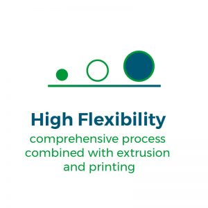 high flexibility lamination films sustainable packaging plastigaur
