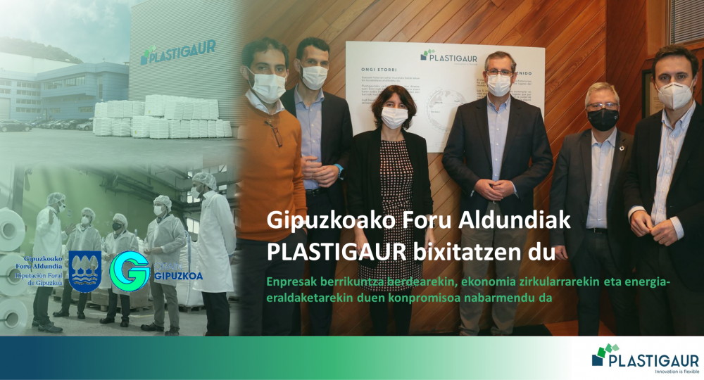 Dipu en PlastigaurEUS